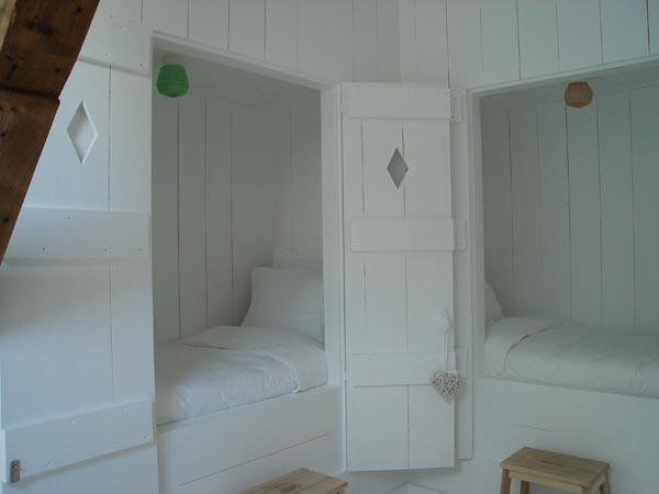 Slapen in een oude bedstee flow magazine nl for Slaapkamer decoratie voor volwassenen