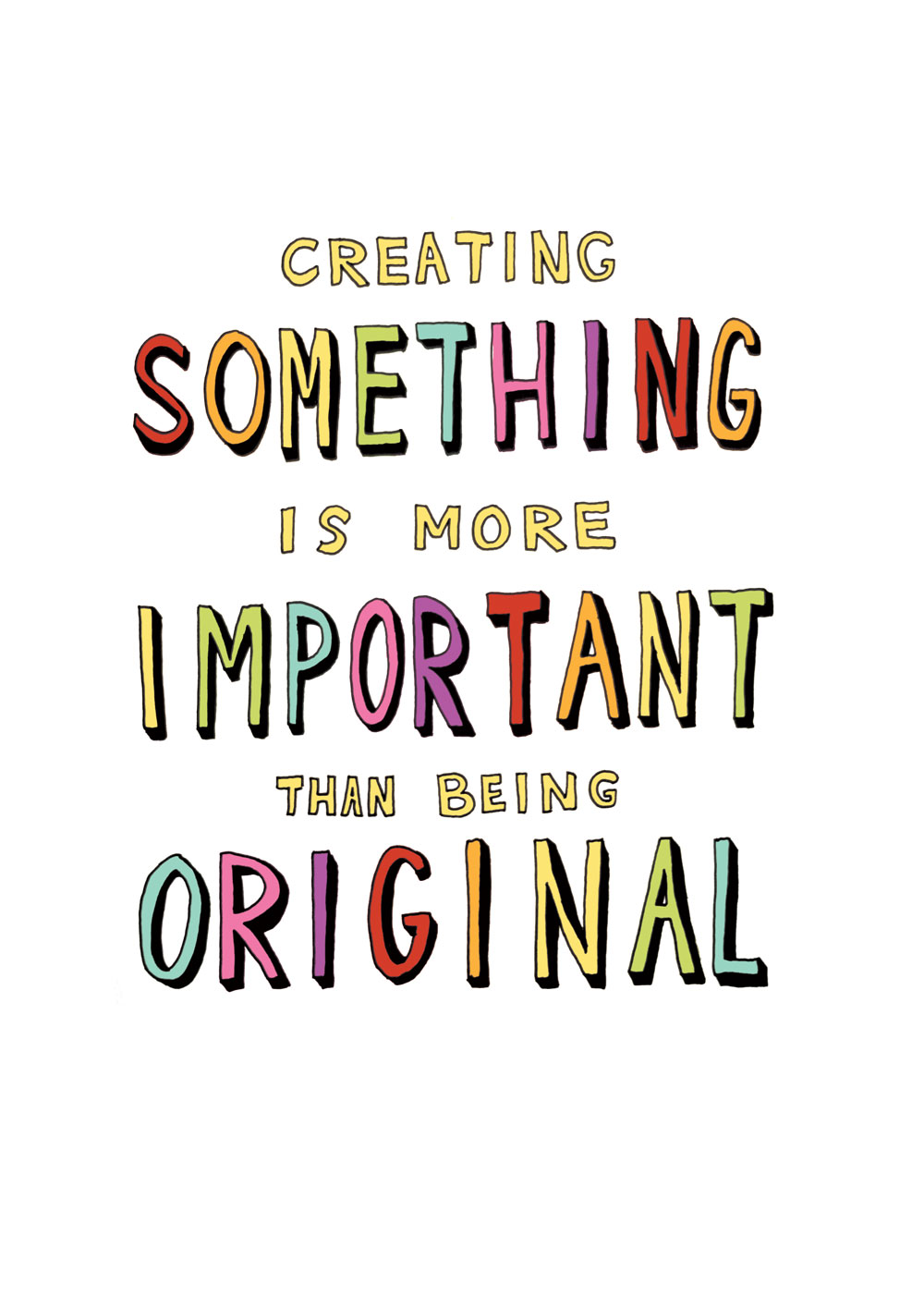 Marielle-creating-something-more-important-original