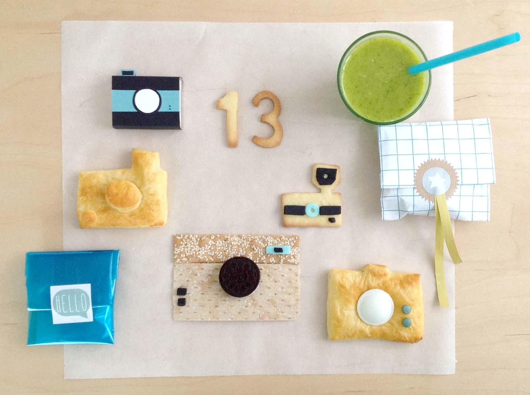 camera ontbijt