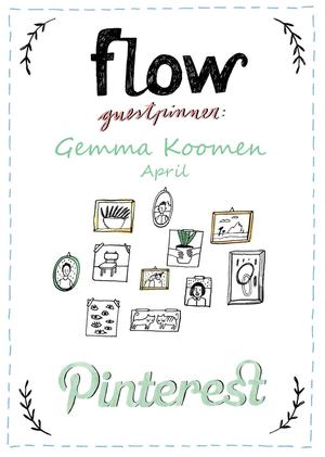 Pinterest beeld April Gemma Koomen