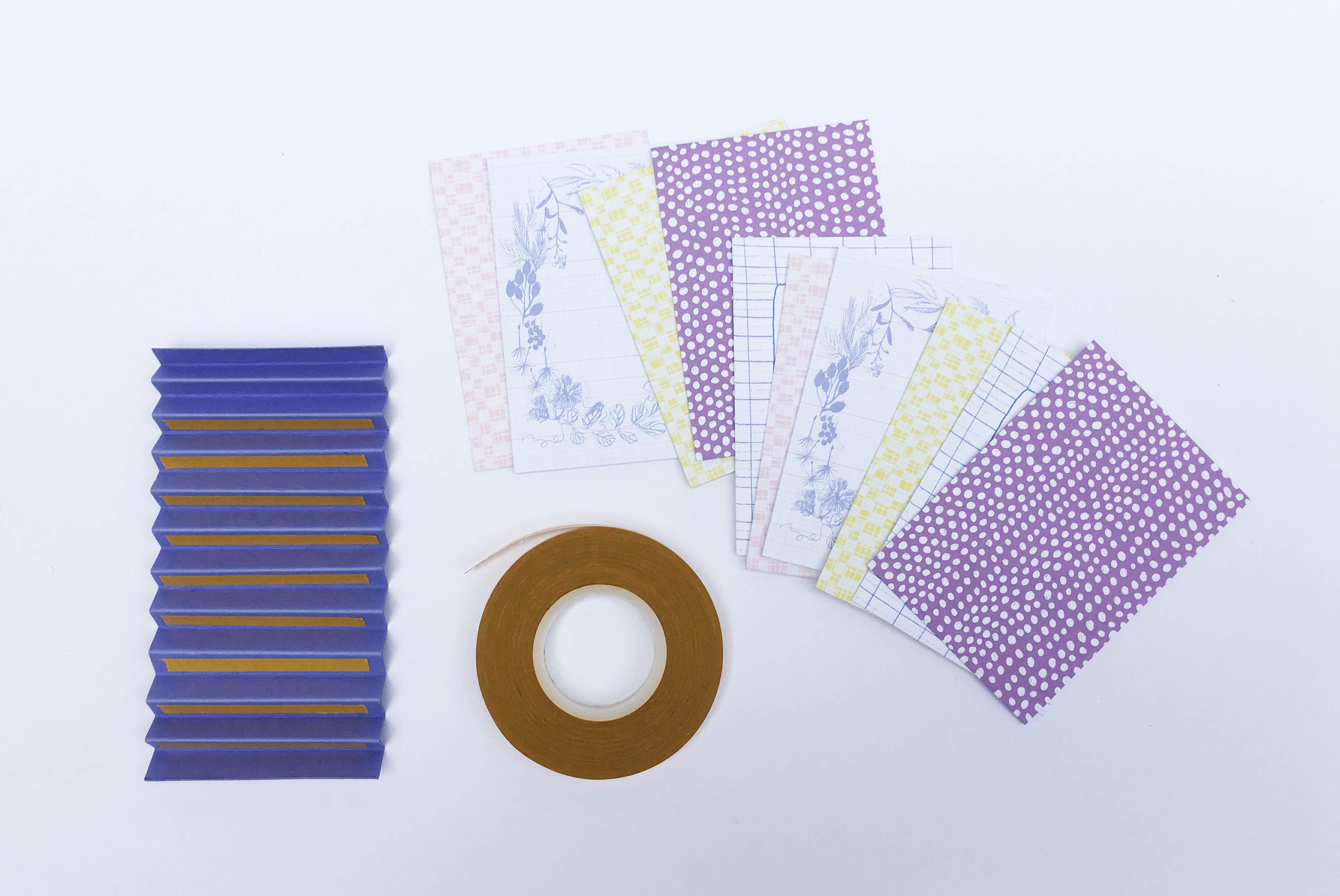 c04a harmonica rug met lang tape