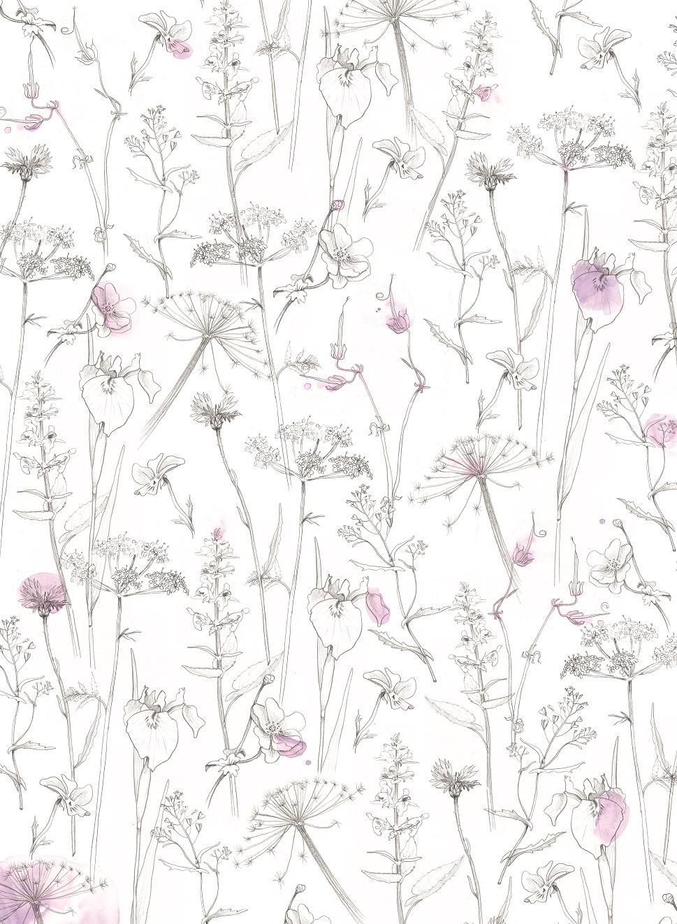 botanisch-lila-staand