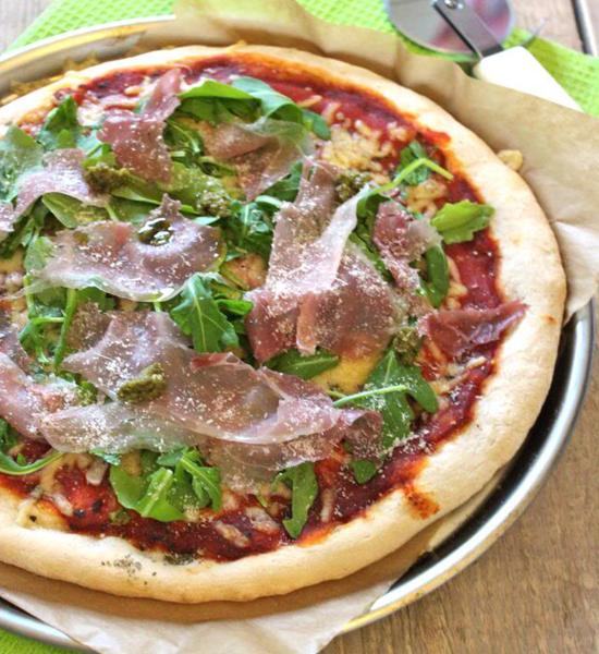 pizza-parmaham