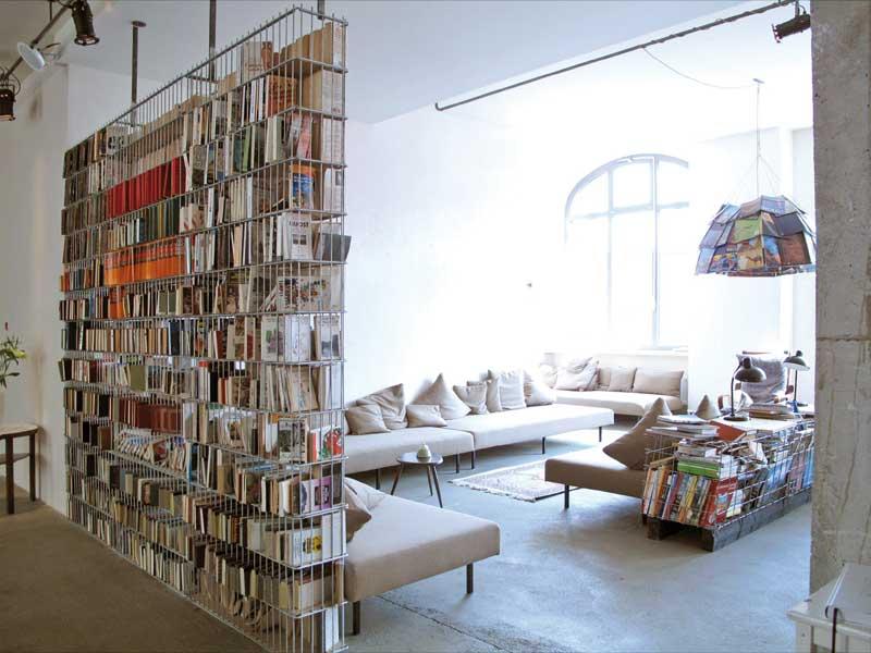 hotel michelberger in berlijn flow magazine nl. Black Bedroom Furniture Sets. Home Design Ideas