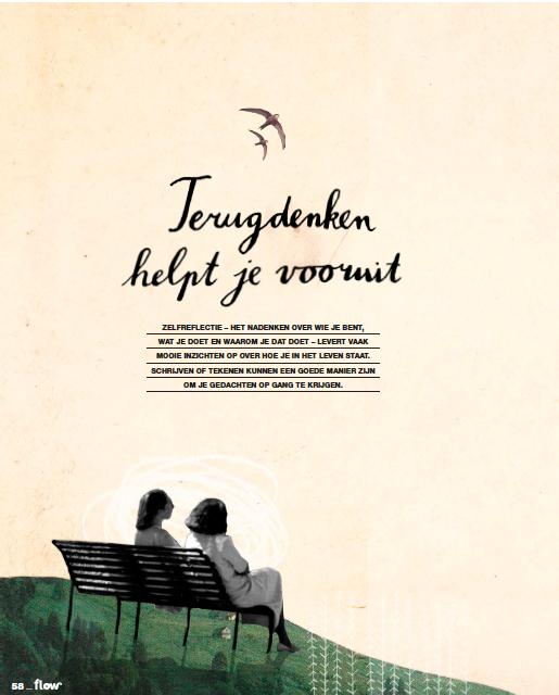Citaten Over Schrijven : Zelfreflectie flow magazine nl