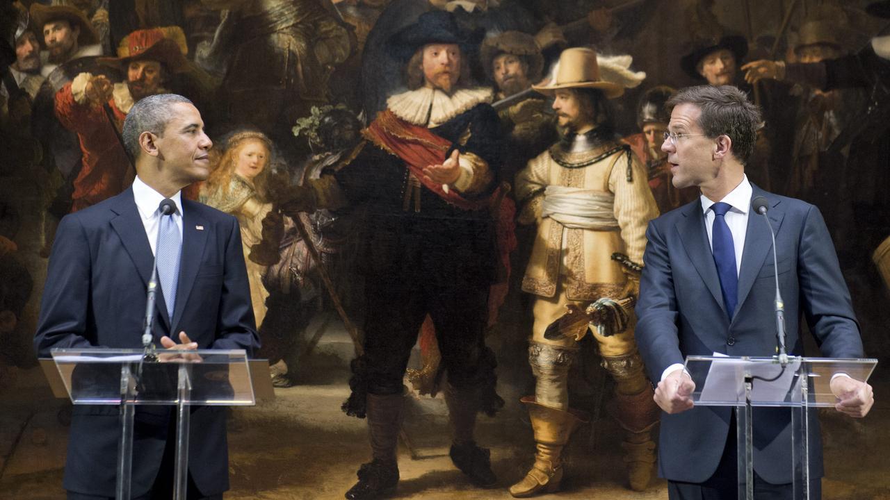 Bekende Citaten Obama : President obama aangekomen in nederland nu
