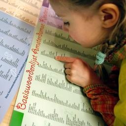 Les aan jonge kinderen met achterstand niet in orde