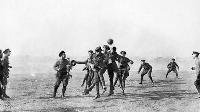soldaten eerste wereldoorlog