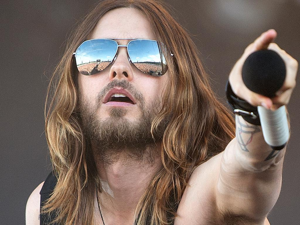 Jared Leto 30 Seconds To Mars Wallpaper 30 Seconds To Mars