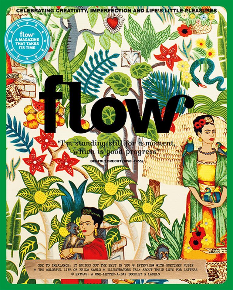 flow issue 6 flow magazine. Black Bedroom Furniture Sets. Home Design Ideas