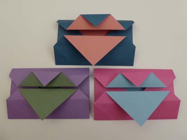 13.ThreeFlowHeartEnvelopes