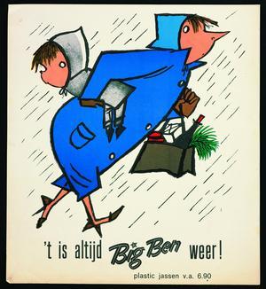 1955-Big Ben Affiche