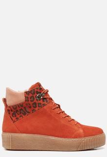 Veterboots oranje