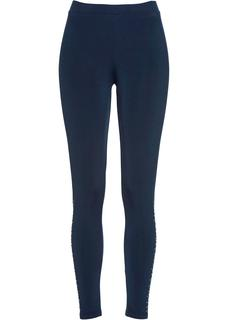 Dames thermo legging in blauw