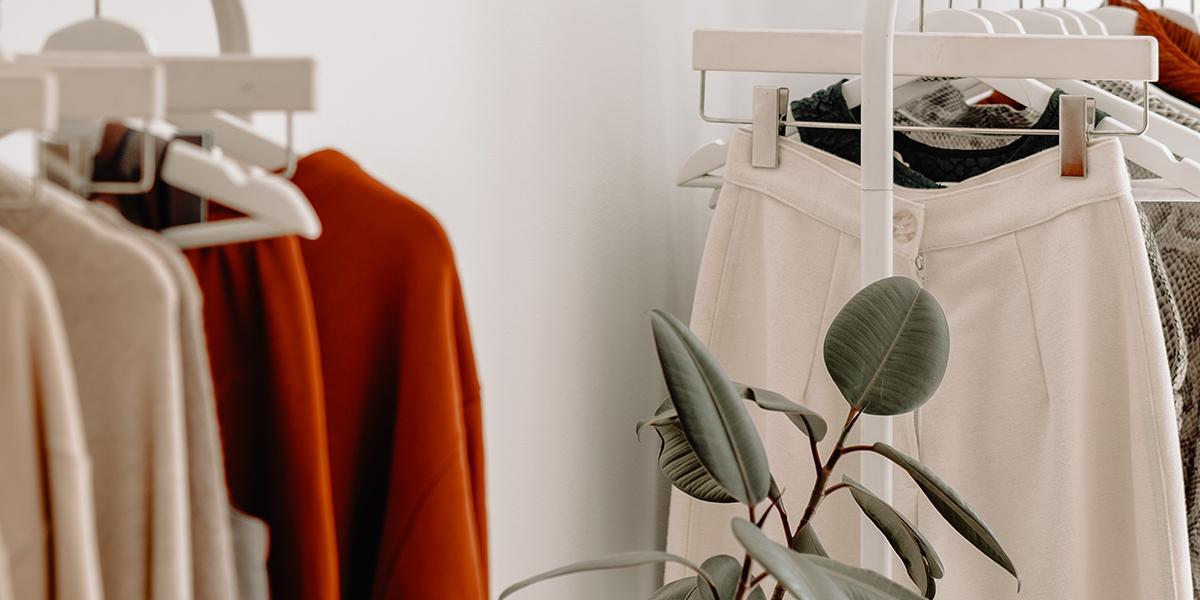 duurzame kledingkast