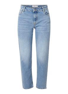 Claudia high rise 7/8 mom jeans met vintage look
