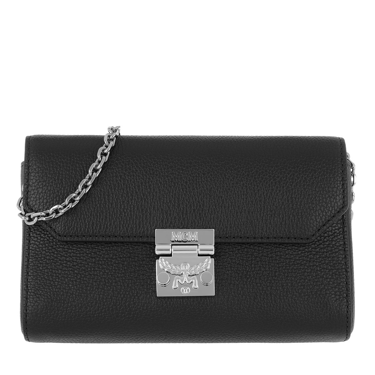 Mcm Schoudertassen - Millie Park Avenue Crossbody Small Black in zwart voor dames Betalen Met Visa Online Beste Plaats Outlet Populair Klaring Order gV90ttoc
