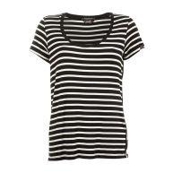 Maison Scotch T-shirt Zwart 140868