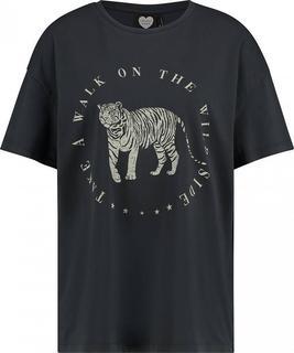T-shirt Bandit Antraciet