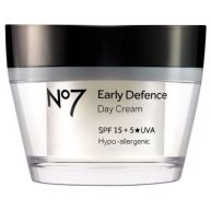No7 Early Defence Dagcrème SPF 15  50 ml