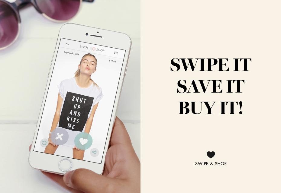 Swipe & Shop