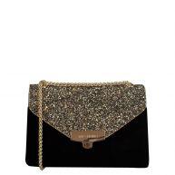 Zwarte Valentino Handbags Schoudertas VBS2DW02