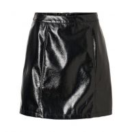 Vero Moda HW leatherlook Rok