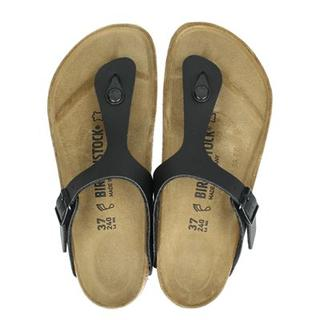 Gizeh slippers zwart