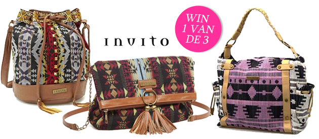 Win Invito Ethnic tas