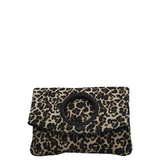 Zcosin clutch leopard