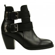 Sacha Cut out boots met hak