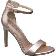 Ellie Goulding collection Rosé sandalette gespsluiting