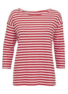 Dames T-shirt Rood (rood)