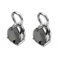 Zinzi Silver Jewels Creoolhangers ZICH1302Z