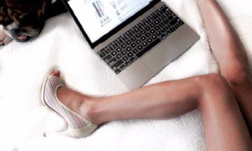 Je benen contouren is nu een ding op Instagram