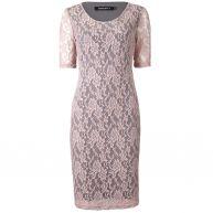 Jurk Isabel Stone Vintage Pink