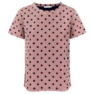 Dotted Glitter Top - Pink
