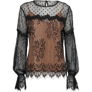 blouse 2s2079-10681 in het Zwart