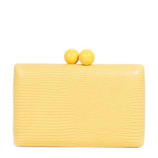 clutch Lilo geel