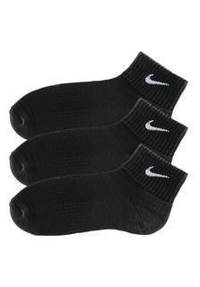Korte sokken, set van 3 paar,