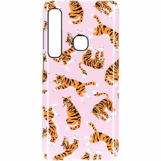Samsung Galaxy A9 (2018) hoesje tijger - Tiger Passion