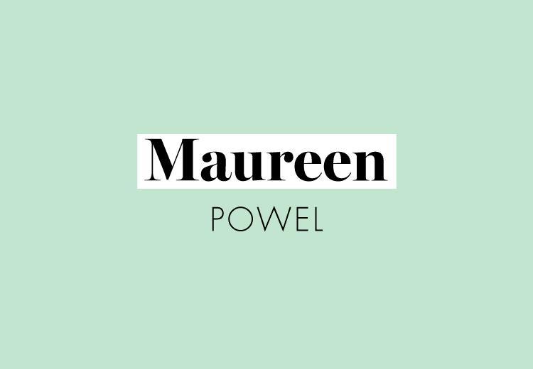 In de stijl van Maureen Powel