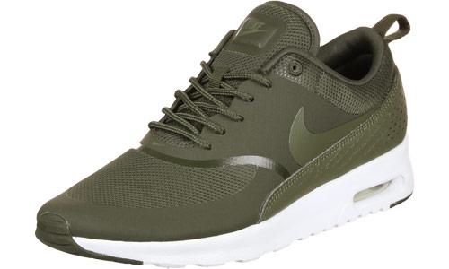 Nike Air Max Thea W Running schoenen olijf olijf Klaring Lage Verzendkosten Kopen Goedkope Comfortabele Outlet Geheugenplaatsen Gratis Verzending Pick Een Best h4YrP