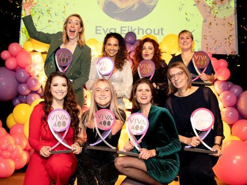 VIVA400: Dit zijn de meest inspirerende vrouwen van het jaar