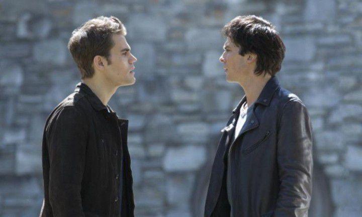 Yay: Ian speelt in een nieuwe vampierenserie