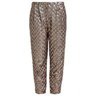 Topshop DIAM Pantalon gold