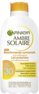 Ambre Solaire Hydraterende Zonnemelk SPF 30 - 200 ml - Zonnebrandcrème