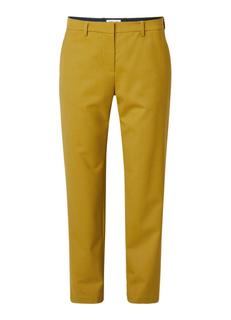 Narda high rise slim fit pantalon