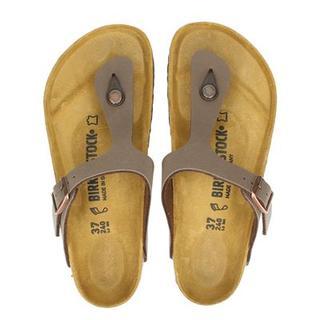 Gizeh slippers bruin