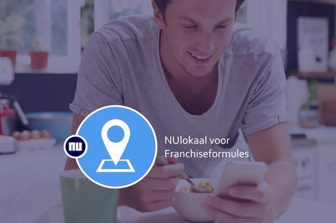 De gepersonaliseerde tool van NU.nl helpt franchiseformules met de marketing van hun vestigingen
